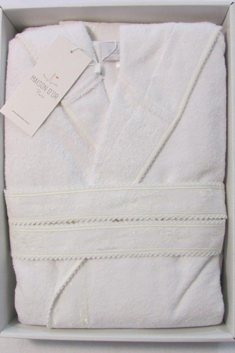 Бамбуковый халат с капюшоном Vassago