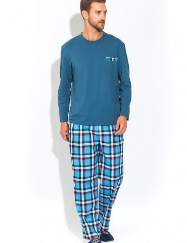 Домашний костюм - пижама BOSS (синий)
