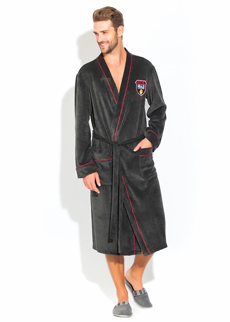 Велюровый халат VELVET 2