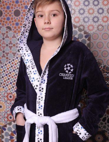 Football (Navy) детский халат