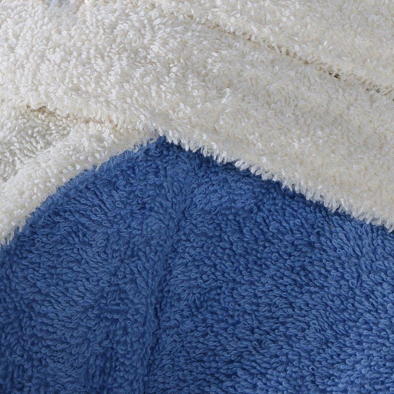Халат махровый ADRA-1 (синий)