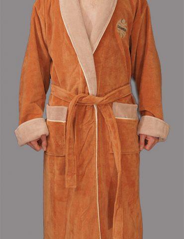 Махровый халат из бамбука Champion