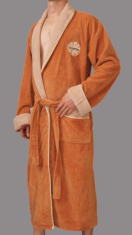 Champion Махровый халат из бамбука