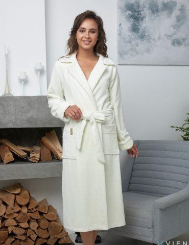 VALENCIA (Крем) махровый женский халат