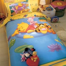 Детское постельное белье Винни-Пух (фирма TAC, Турция)
