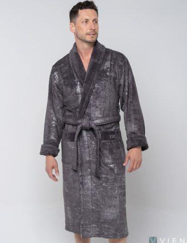 Махровый халат MARCUS (антрацит)