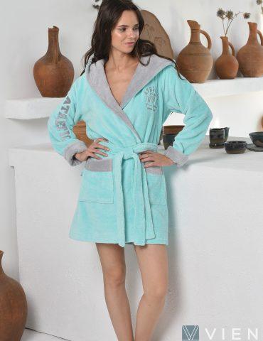 ATHLETIC Light (mint) женский халат