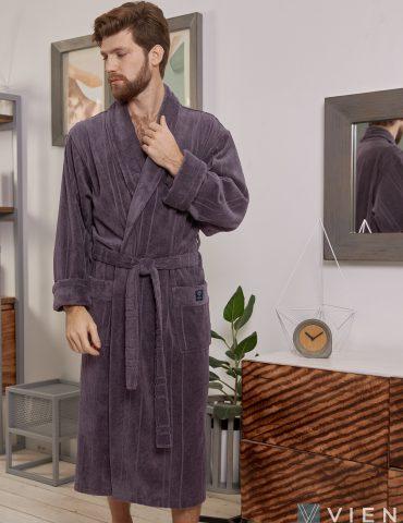CRISTOPHER (Mokko) мужской махровый халат