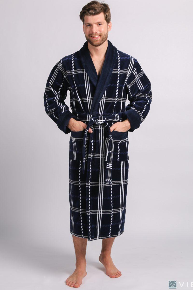 LUX COTTON (2105) Мужской махровый халат