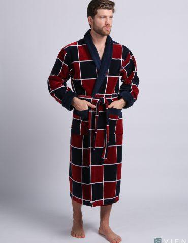 LUX COTTON (2102) Мужской махровый халат