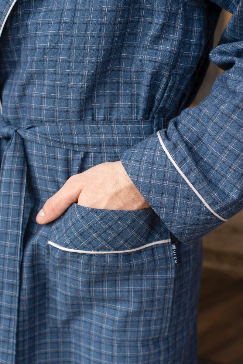 Легкий хлопковый халат ARMAN (1911)