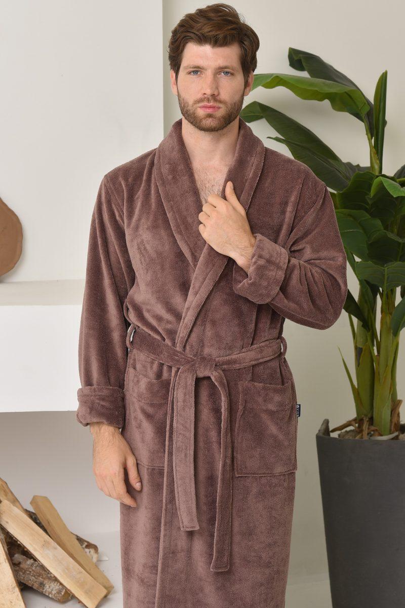 LORD (Mokko) мужской махровый халат